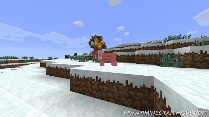 iCunh's Hat Mod for Minecraft