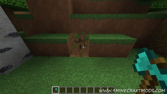 Paxel Mod for Minecraft